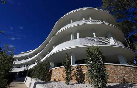 résidence palazzo di luce